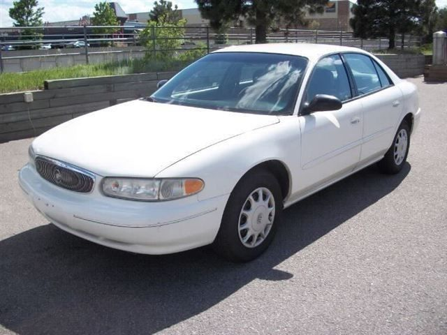 2003 buick century, i own two now. this car gets amazing gas mileage