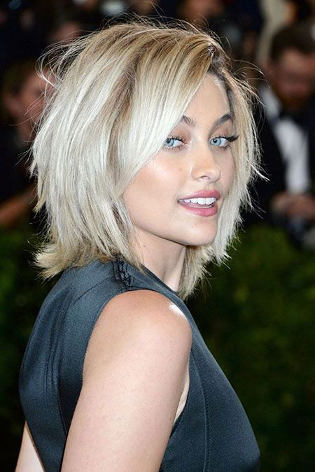 Photo of Paris Jackson Bob Hair
