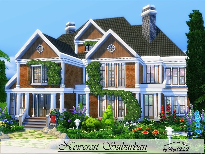 newcrest suburban is a lovely family home built on 40x30 lot in