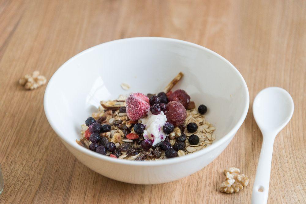 Homemade single serving muesli recipes granoladry cereals recipes homemade single serving muesli ccuart Images
