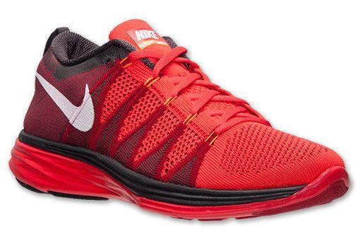 timeless design 84de0 d6f86 Nike Flyknit Lunar2 Light Crimson White Gym Red
