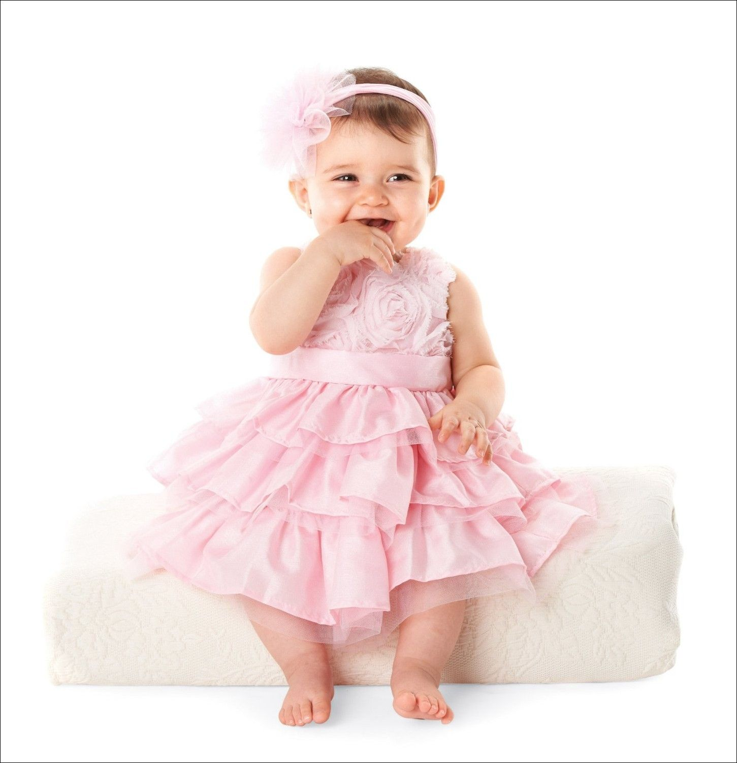 Kids Pink Bridesmaid Dresses - Top 50 Junior and Childrens ...
