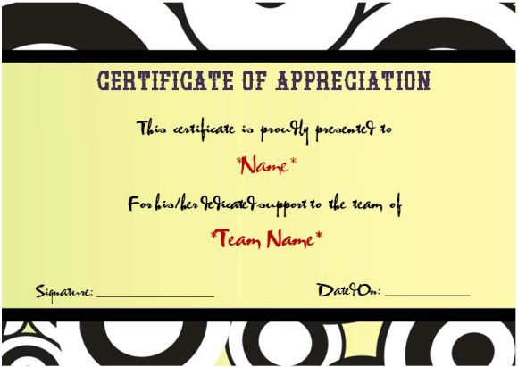 Netball Certificate Of Appreciation Template Netball Certificates