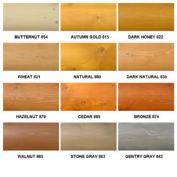 Sikkens White Wood Stain Wood Stain Color Chart Wood Stain Colors