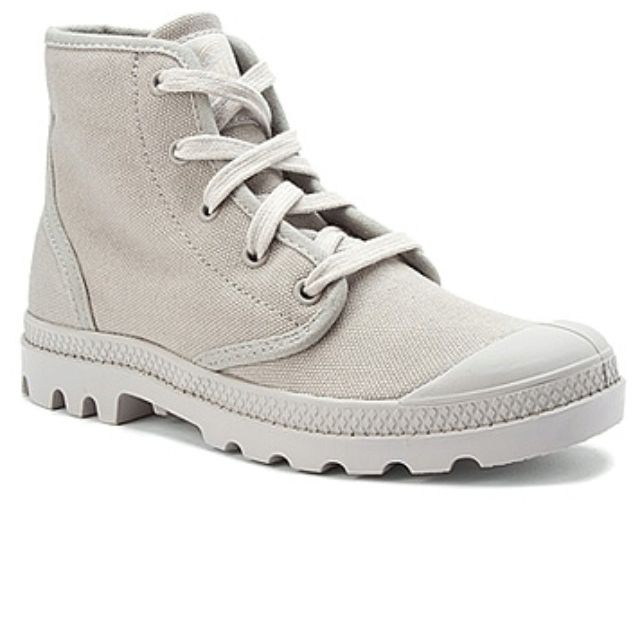 c707fce32f Palladium boots grey | Shoes in 2019 | Palladium boots, Shoes, Boots