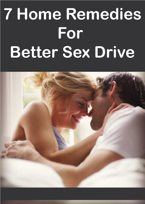 How to have a better sex drive