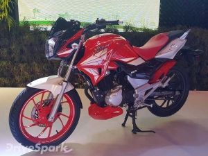 Hero Xtreme 200s Will Be Launching In India Sooner Than Expected