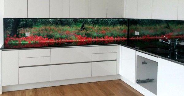 Beleuchtete Küchenrückwand ~ Beleuchtete küchenrückwand toskana hinterleuchtete küchenwand