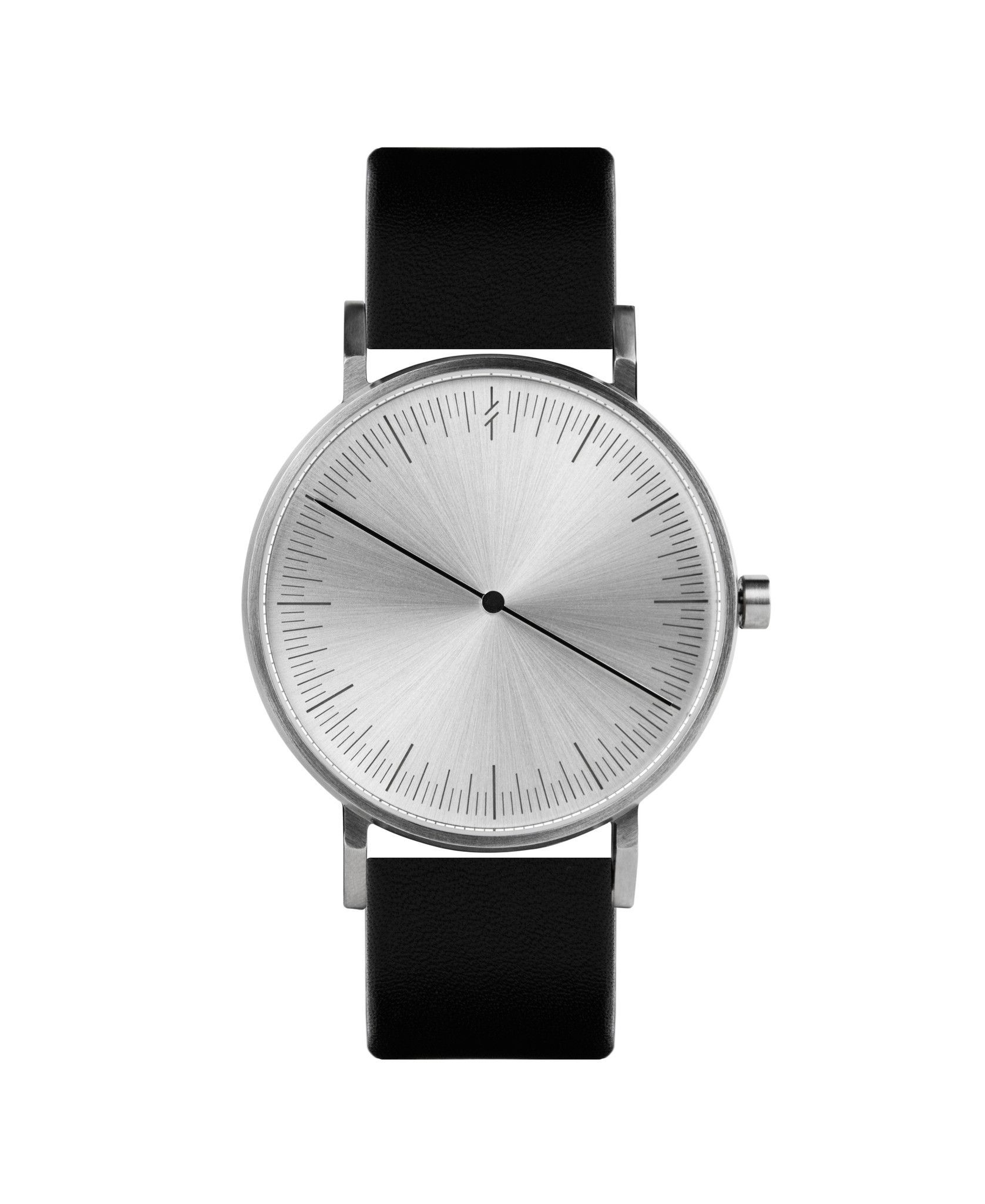 Simpl Watch Silver Black | 101.Watch Store