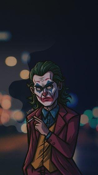 15 Gambar Kartun Lucu Pp Wa Keren Anime 100 Wallpaper Keren Whatsapp Terlengkap 2020 Jalantikus Com Source Joker Cartoon Joker Wallpapers Joker Wallpaper