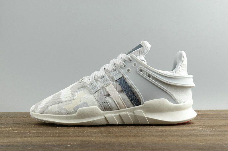 new product 4473e c9285 Spring Summer 2018 Original Adidas EQT Support ADV Camo White Bb1308 Shoe