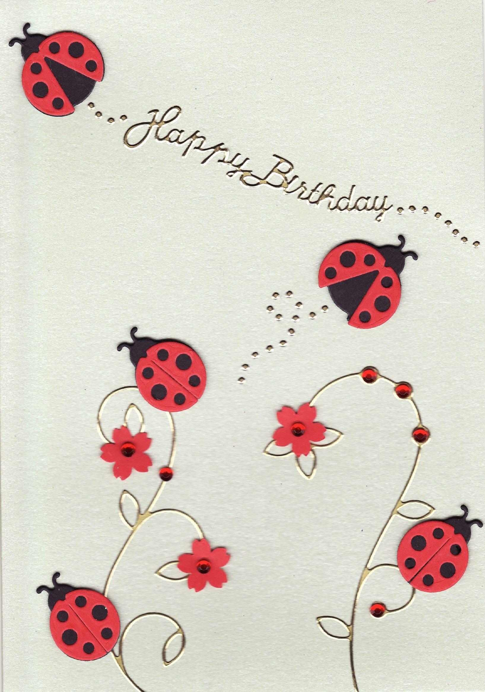 f8 Bugs Boys 4th Birthday Card