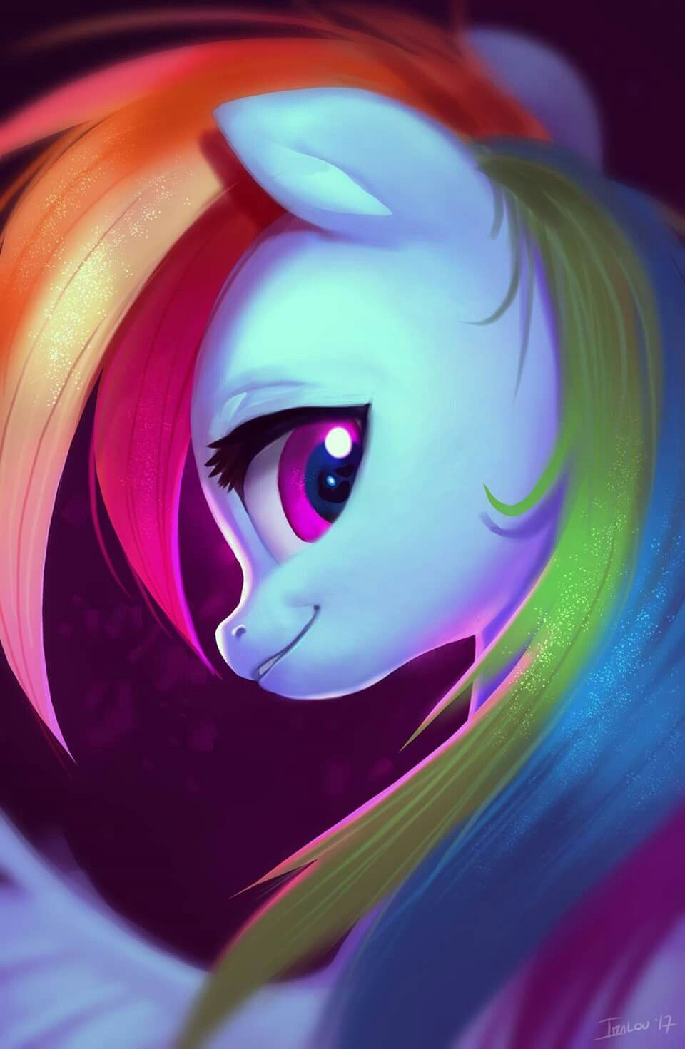 Rainbow Dash My Little Pony Wallpaper Pony My Little Pony Cartoon