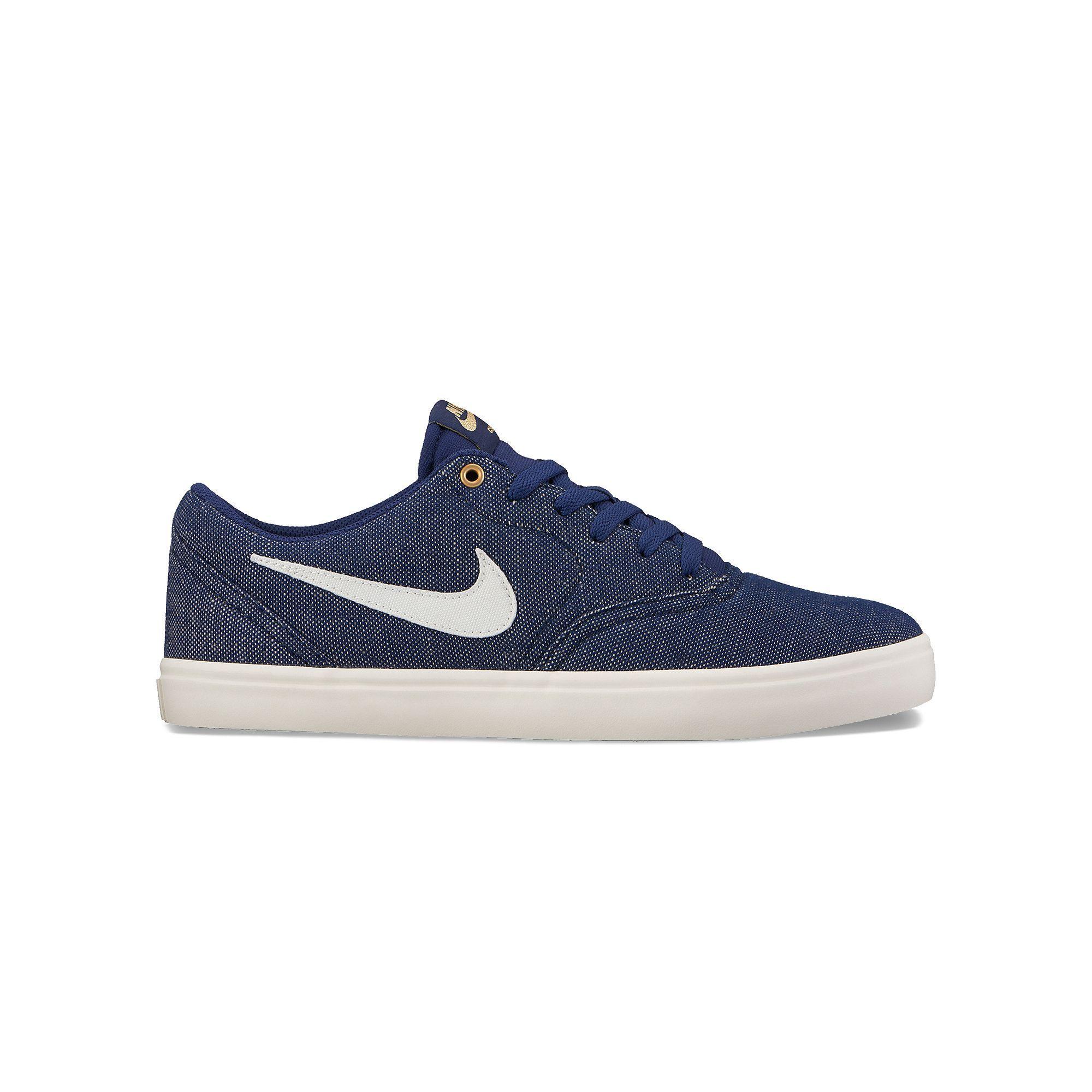 fba5b9dc3099 Nike SB Check Solarsoft Canvas Premium Men s Skate Shoes