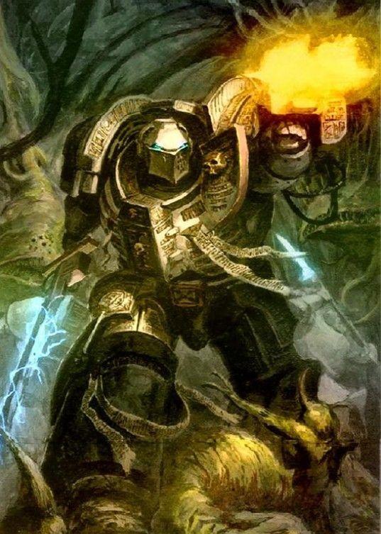 Armadura exterminador Aegir