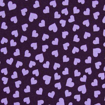 Jersey Sanni Heart 6 - Telas de confección - Telas