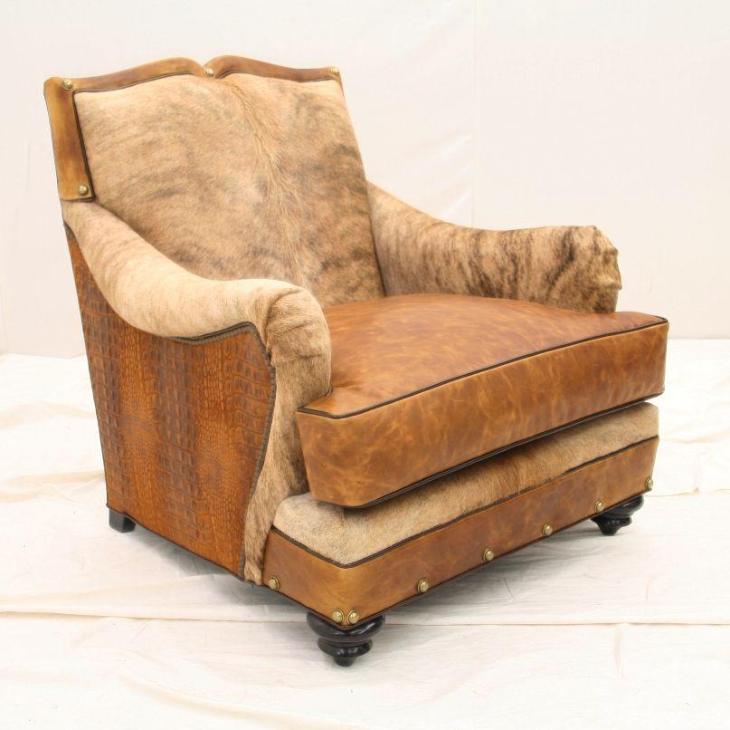 western chairwestern living room furniturecowhide chair