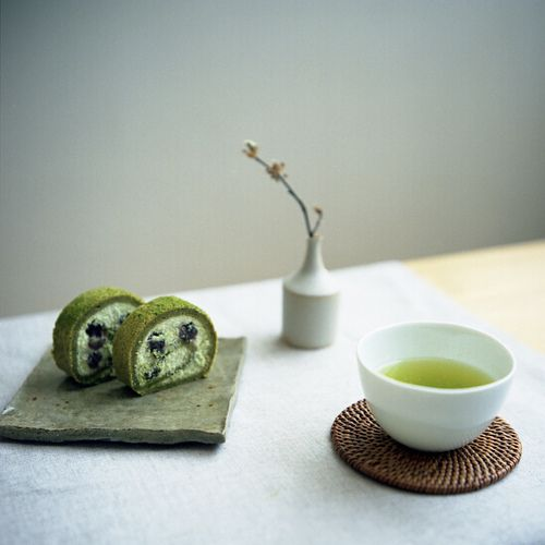 Special Green Tea by miki** #thé #tea