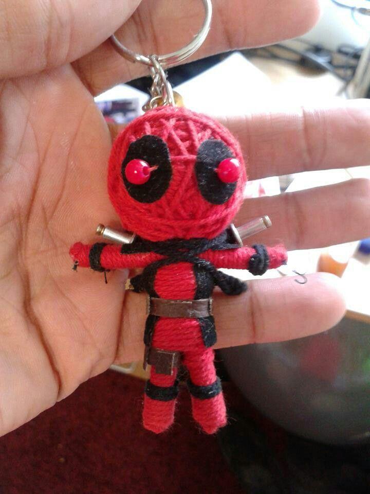 Deadpool Voodoo Doll Deadpool Deadpool Deadpool Pinterest