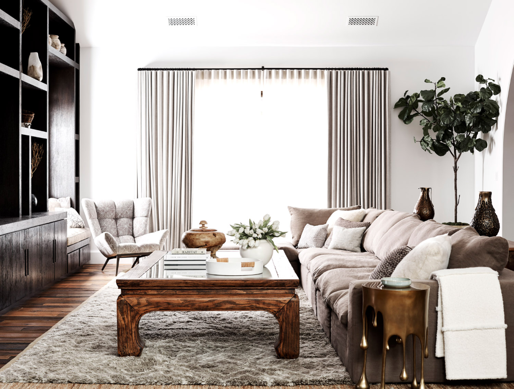 An Eccentric Remodel for a Brentwood Home | Rue | Dream ...