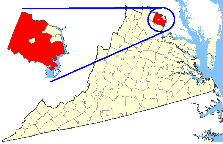 Map showing location of Fairfax County within the state of ... on prince william co map, loudoun county map, manassas county map, stafford county map, prince william county map, fairfax weather, fairfax virginia, queen anne's county map, dc metropolitan area map, fauquier county map, stark county township map, monroe county map, fairfax south carolina, fairfax hospital parking, alexandria map, northern virginia county map, fairfax city, linn county county map, arlington map, deer park county map,