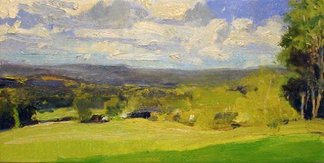 Eric Aho, Small Summer Constable