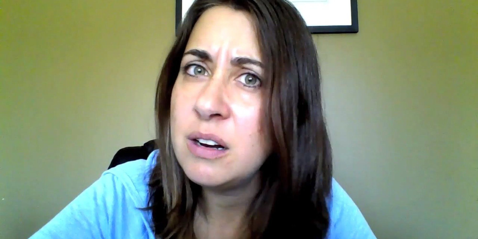 """Do you want to know what I think?"" So begins one of the nastier messages read aloud in this funny mashup of mom bloggers -- including several HuffPost Parents regulars -- reading out some of their ""favorite"" comments. @Suburban Snapshots"