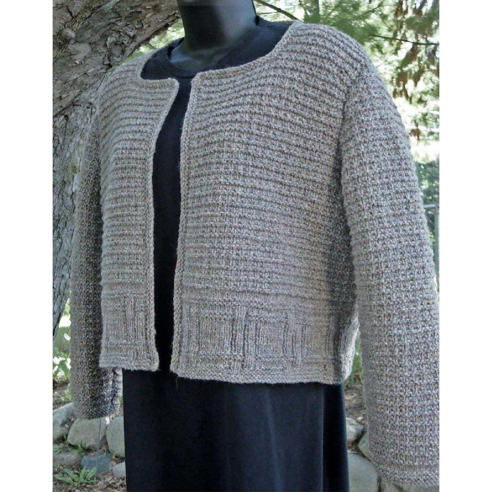 92b235ef6 Square Deal Knitting pattern by Kathleen Digman