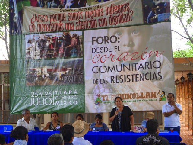 Guerrero, México: CDHM Tlachinollan, desde el corazón comunitario de las resistencias