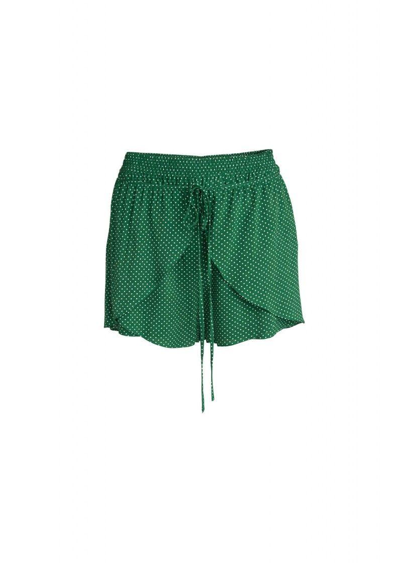 Rion Dot Shorts