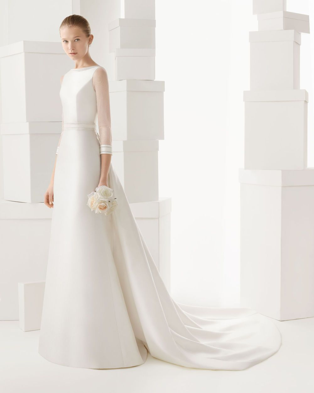 Long Sleeved Wedding Dresses Ideas Sunny