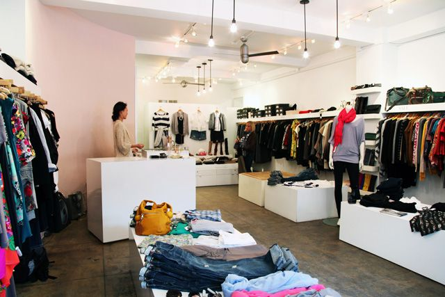 Local Boutiques Best Nyc Stores
