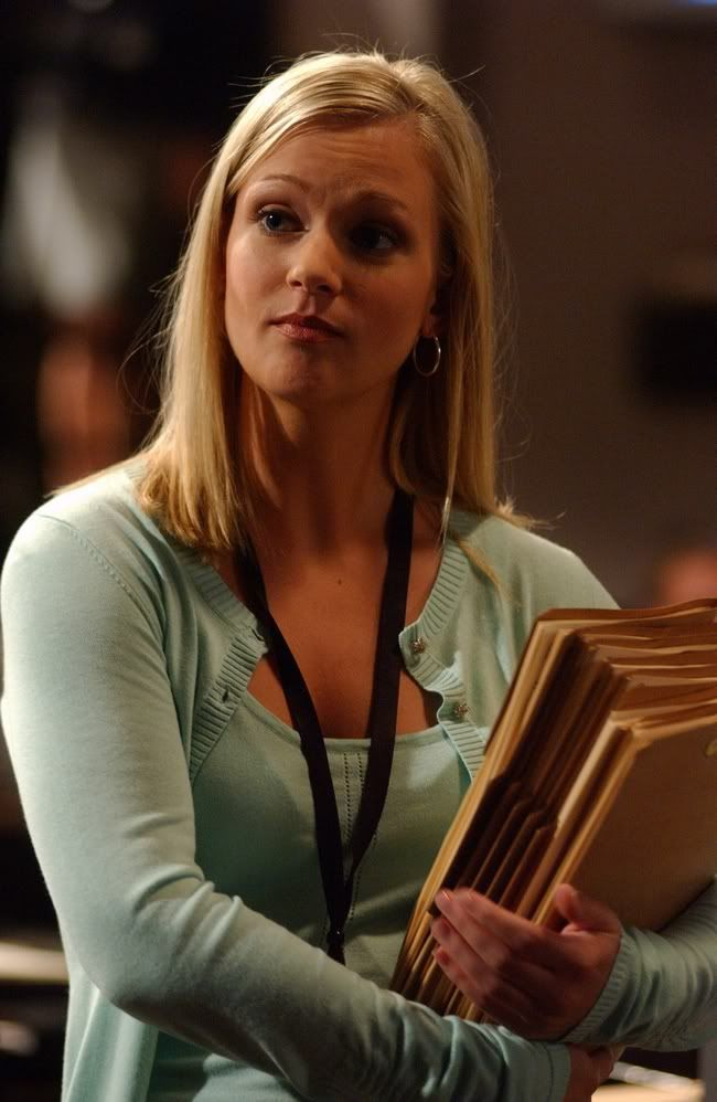 Criminal Minds - Jennifer Jareau (AJ Cook) #17: Because Profiler or ...