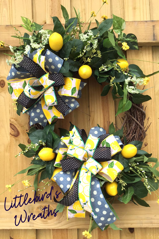 Photo of Lemon Wreath