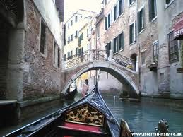 A gondola ride in Venice was the perfect, romantic ending to my amazing honeymoon with my wonderful hubby.