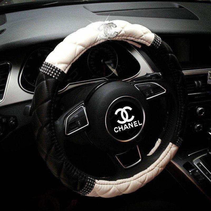 Buy Wholesale Luxury Chanel Universal Automobile Leather Car Seat ...