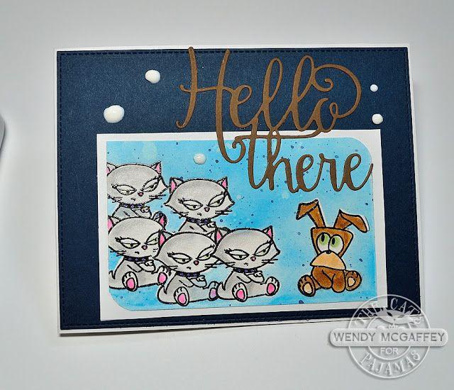 Blog – The Cat's Pajamas PaperArts