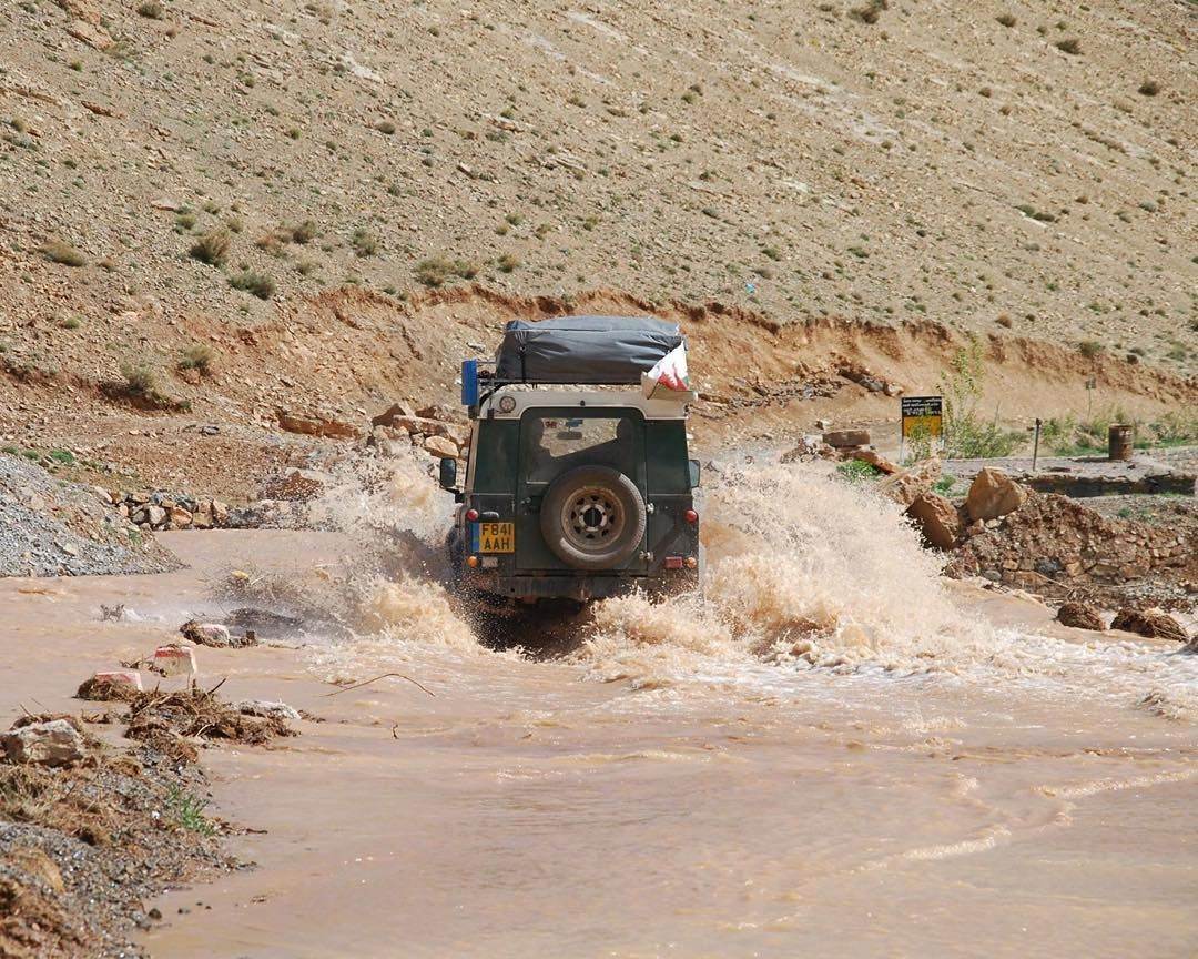 Heading down to Dades gorge after a night of heavy rain Morocco 2015. #allterrainodyssey #ato #4x4 #overland #4x4tours #expedition #adventure #landrover #landroverdiscovery #landroverdefender #landroverowners #300tdi #greenlane #trails #offroad #4wd #mud #rooftent #bfg #morocco #sahara #cameltrophy #atlasmountains #offroadtours by all_terrain_odyssey Heading down to Dades gorge after a night of heavy rain Morocco 2015. #allterrainodyssey #ato #4x4 #overland #4x4tours #expedition #adventure…