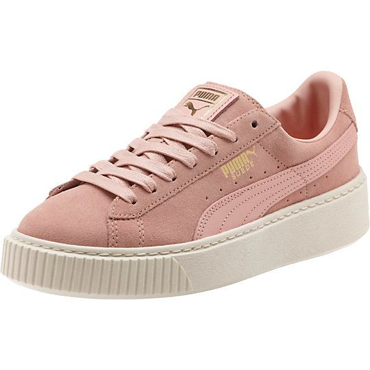 Suede Platform Core Women's Sneakers | STYLE | Sapatos