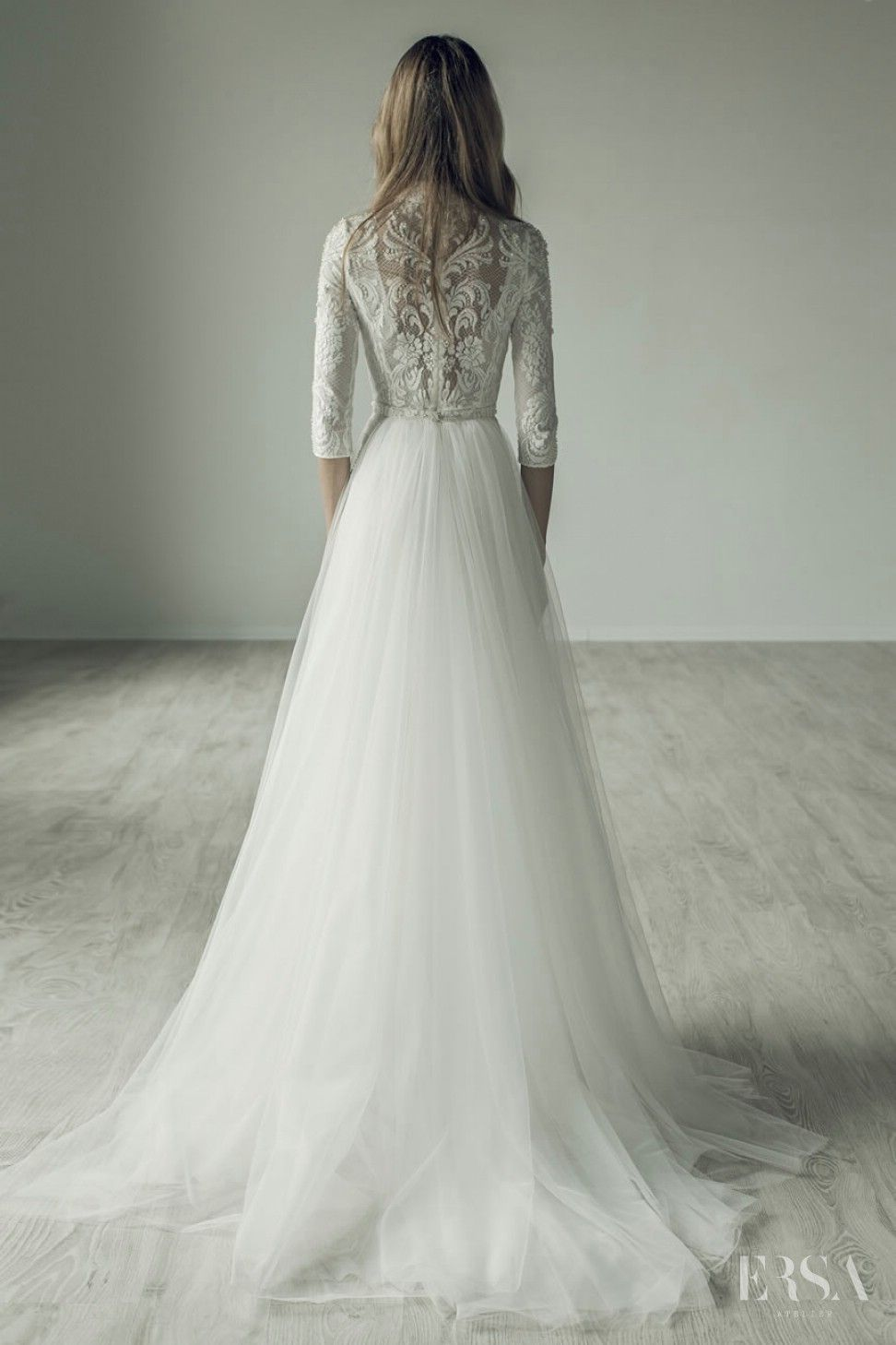 Ersa atelier wedding collection lovely bride pinterest