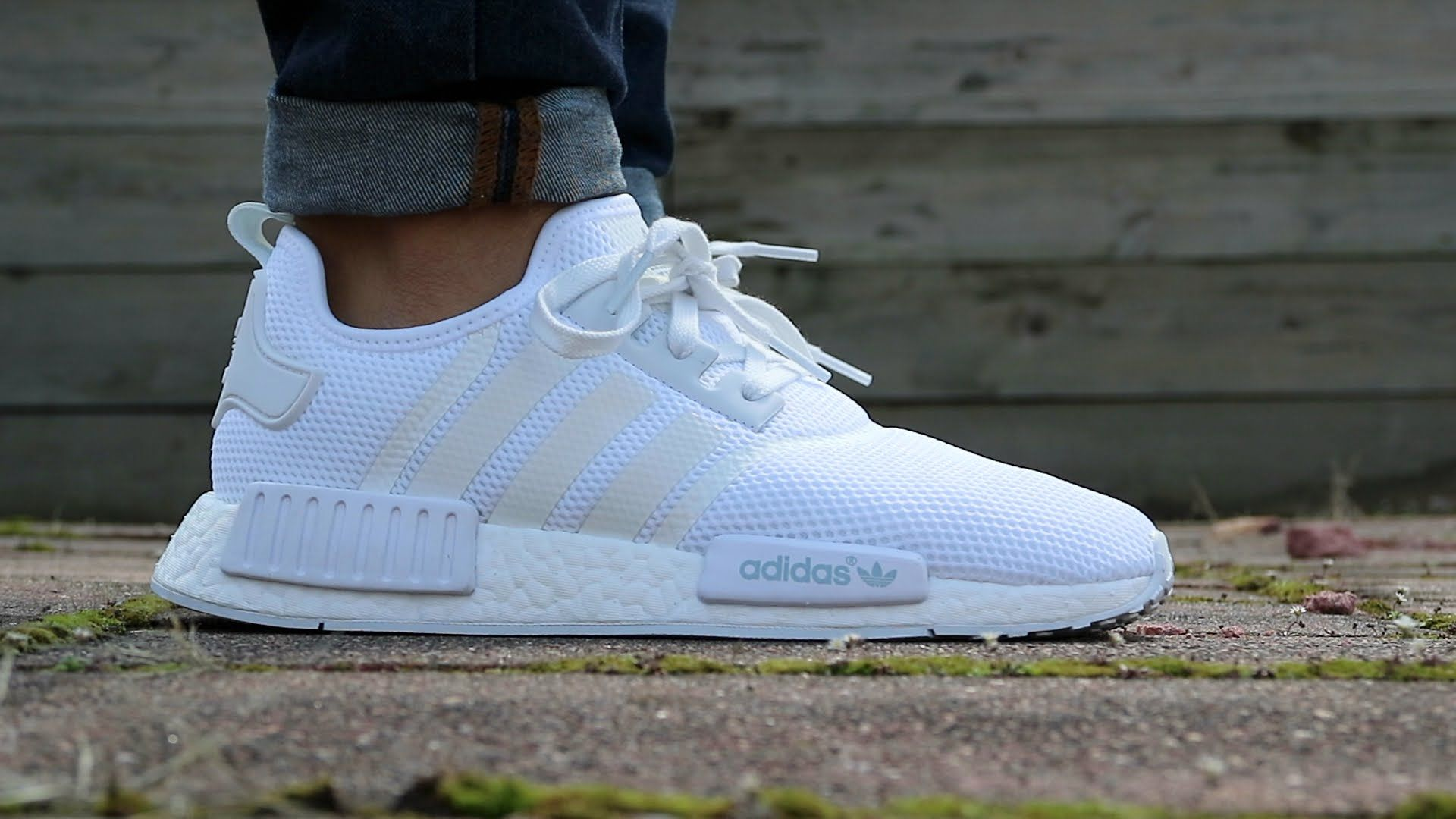 Adidas NMD monochrome Review + On feet YouTube | Adidas
