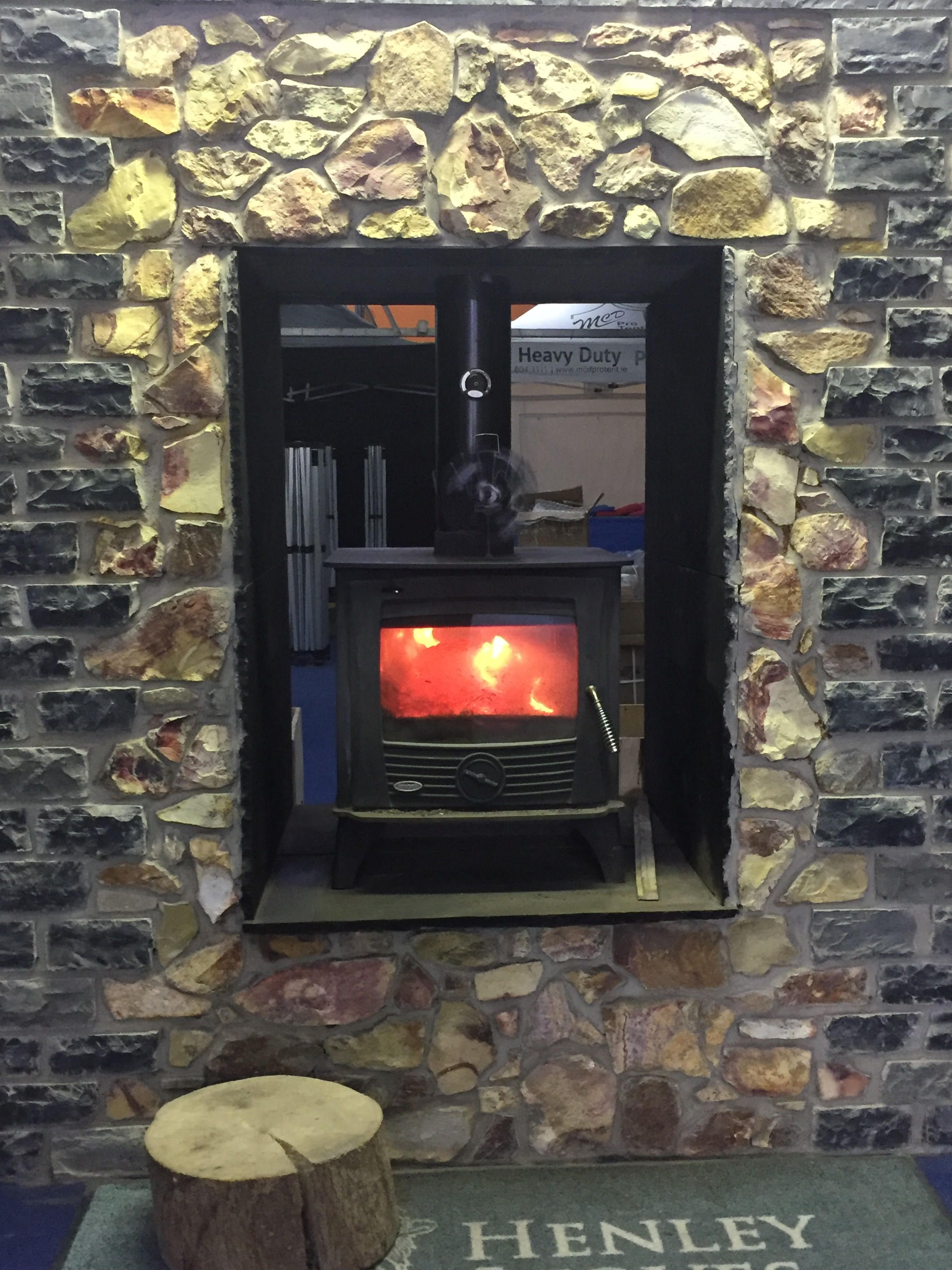 Double Sided Stoves Available Here @ Mcd Home & Garden