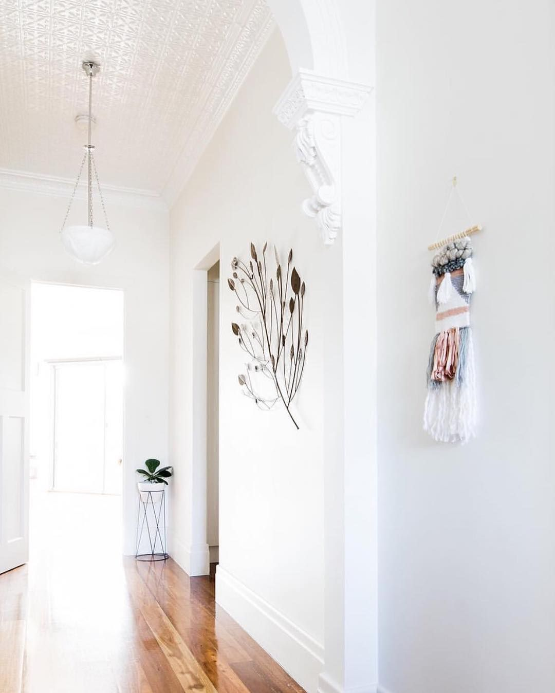 Hello Today We Are Sharing A Beautiful White Entrance From Insidenumber25 And They Have Chosen