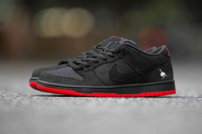 """UPDATE: Staple Pigeon Announces One-Day Pop-Up for """"Black Pigeon"""" Dunks"""