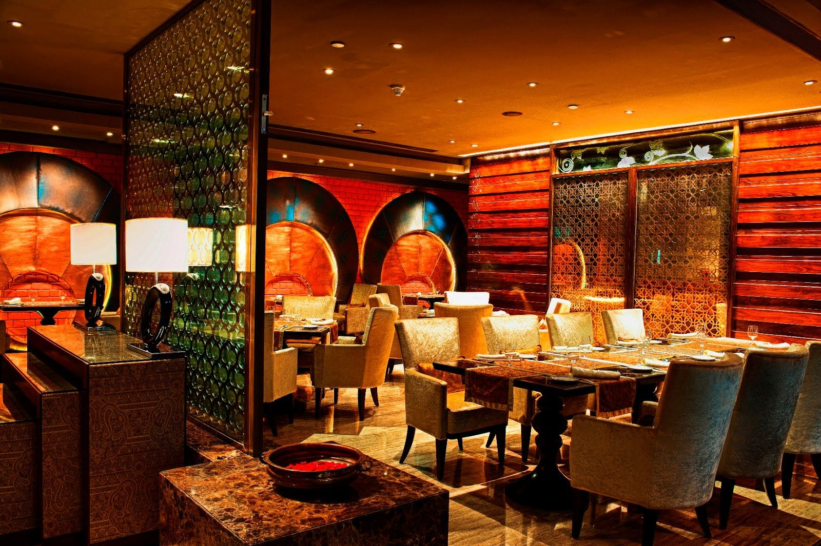 Indian restaurants interior design indian restaurants  india inspired design  pinterest  restaurants