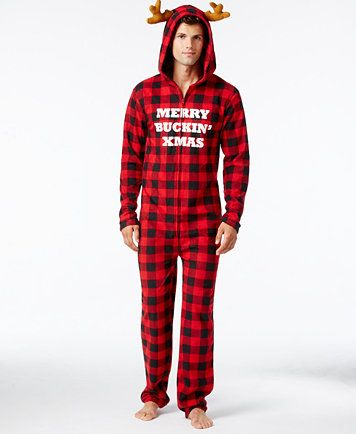 86f280471 American Rag Men's Moose Merry Buckin' Xmas 1-Pc. Costume, Only at Macy's    macys.com