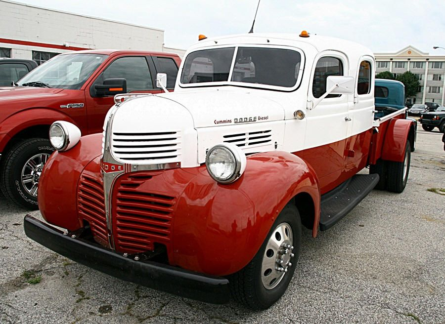 185d5f9353 Mopars Trucks - 1930s through 1940s