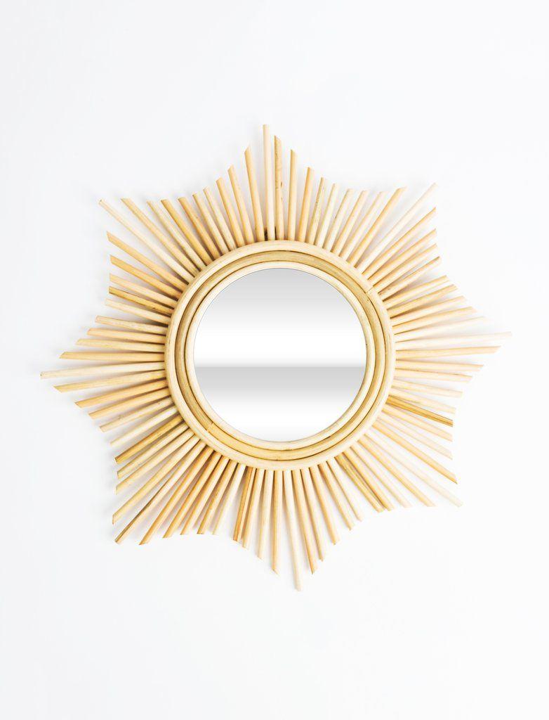 Sunburst Mirror – 31 Bits | Ethical + Eco Home Decor | Pinterest ...