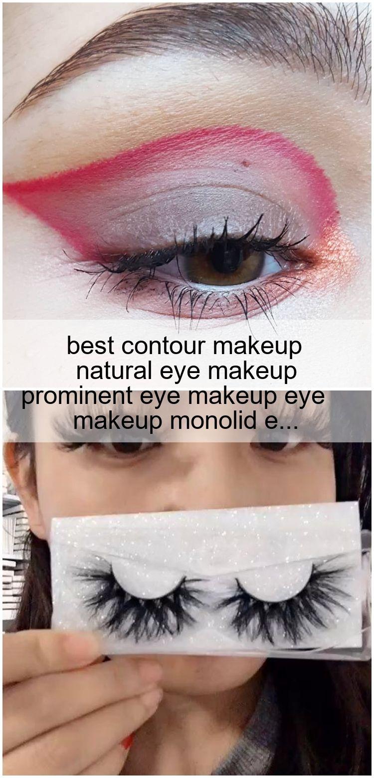 Photo of best contour makeup natural eye makeup prominent eye makeup eye makeup monolid e…