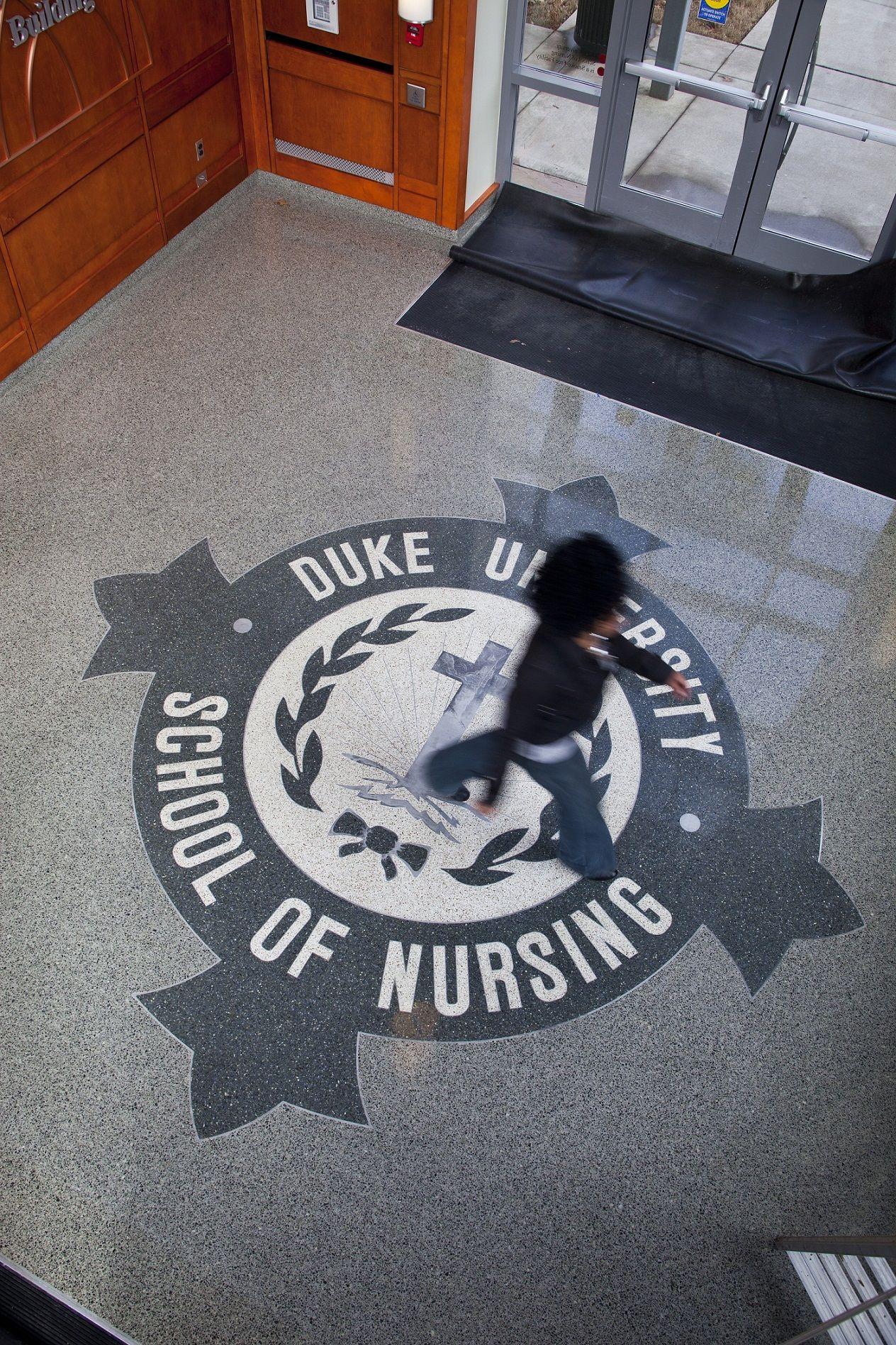 Moving forward at Duke University School of Nursing!  www.nursing.duke.edu